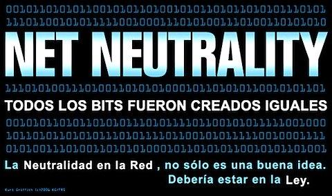 Neutralidad en la red, a punto de perderse para volverse negocio y dominación.