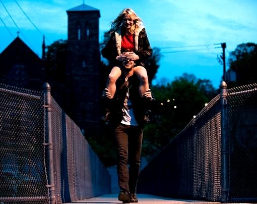 Foto de la película BLUE VALENTINE,  con Michelle Williams y Ryan Gosling.