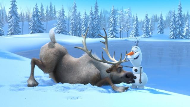 SVEN Y OLAF