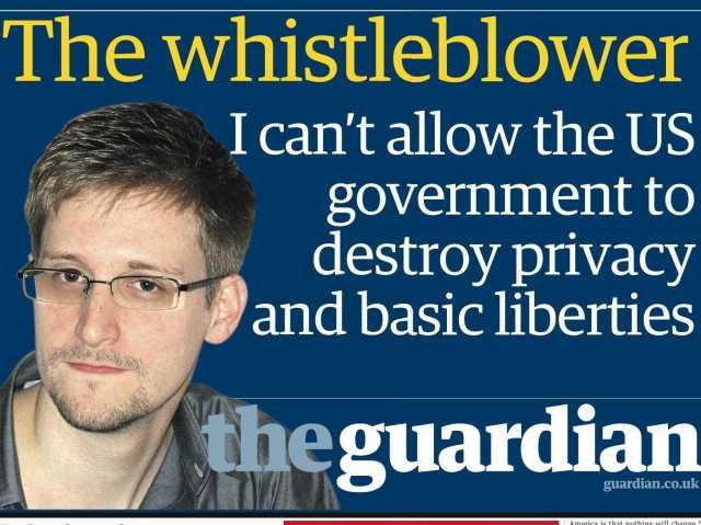 Edward Snowden en The Guardian.