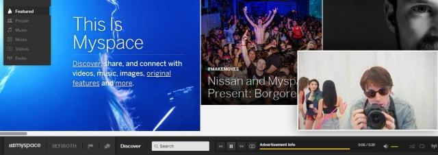 Erase una vez Myspace, una excelente herramienta, hasta que cambió su personalidad y funcionalidad por competir con Facebook.