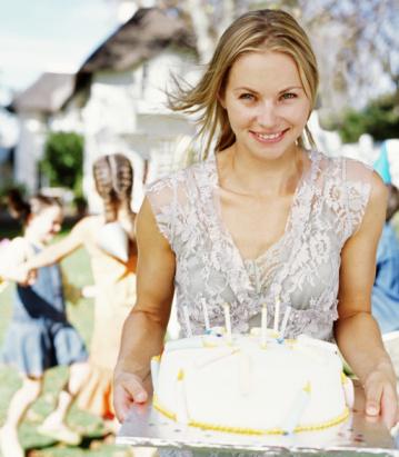 Si te hornea un pastel... Wow!