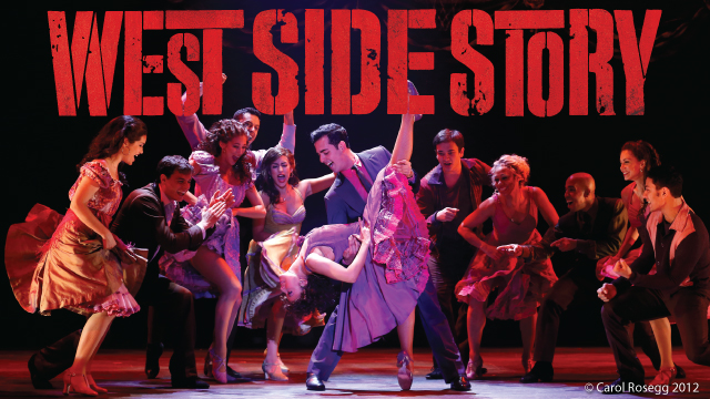 "Musical ""West Side Story""."